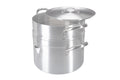28cm Aluminium Heavy Duty Double Boiler (7428)