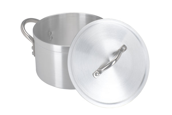 55cm Aluminium Medium Duty Boiling Pot (1456)