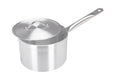 16cm Aluminium Heavy Duty Saucepan Metal Handle (3016)