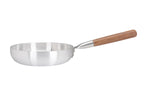 32cm Aluminium Medium Duty Frypan Wood Handle (1198)