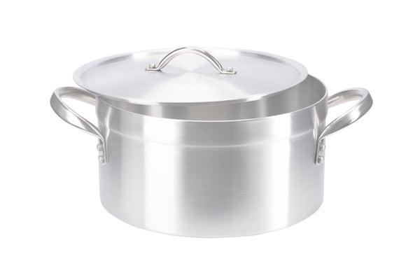 51cm Aluminium Medium Duty Low Boiling Pot