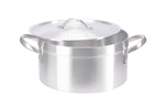 36cm Aluminium Medium Duty Low Boiling Pot (1069)