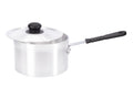 16cm Aluminium Heavy Duty Saucepan Silicon Handle (2916)