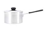 16cm Aluminium Heavy Duty Saucepan Silicon Handle