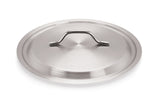 40cm Stainless Steel Low Casserole (5041)