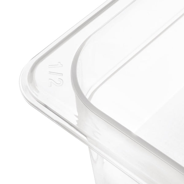 1/1 Full Size Polypropylene Gastronorm Container