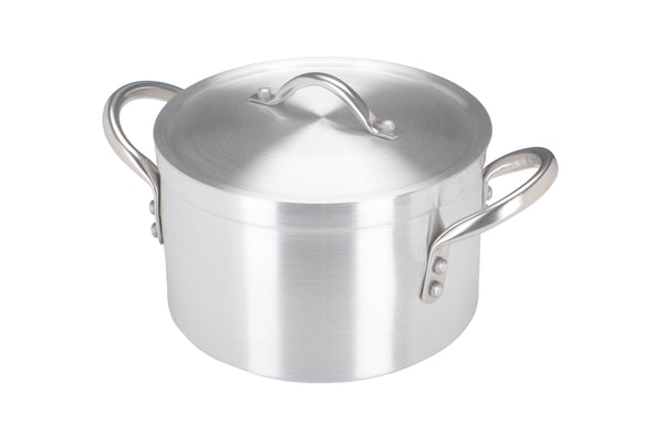 22cm Aluminium Medium Duty Boiling Pot (1078)