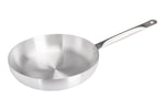 20cm Aluminium Medium Duty Frypan Metal Handle (1179)