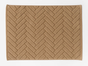 BATH MAT DECK MAT / LIGHT BROWN