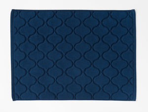 BATH MAT TILE MAT / NAVY