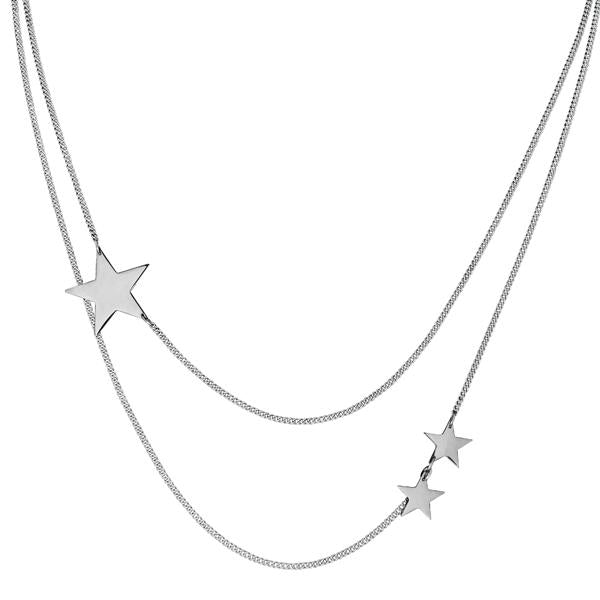 NSS459 STAINLESS STEEL NECKLACE