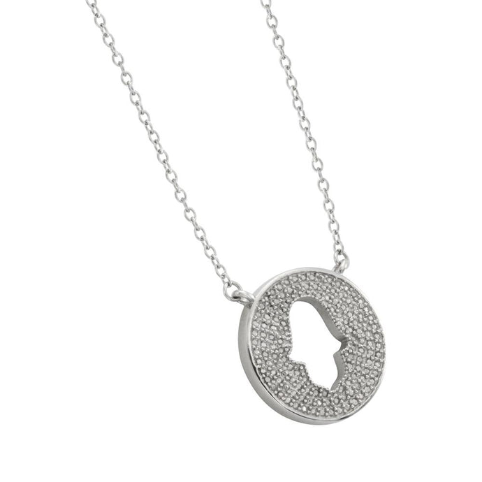 NSS616 STAINLESS STEEL NECKLACE