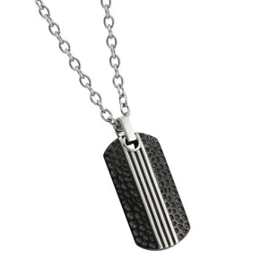 PSS1019 STAINLESS STEEL PENDANT