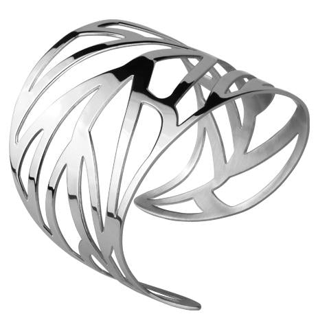 BSSG89 STAINLESS STEEL BANGLE