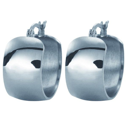 ESS406 STAINLESS STEEL EARRING
