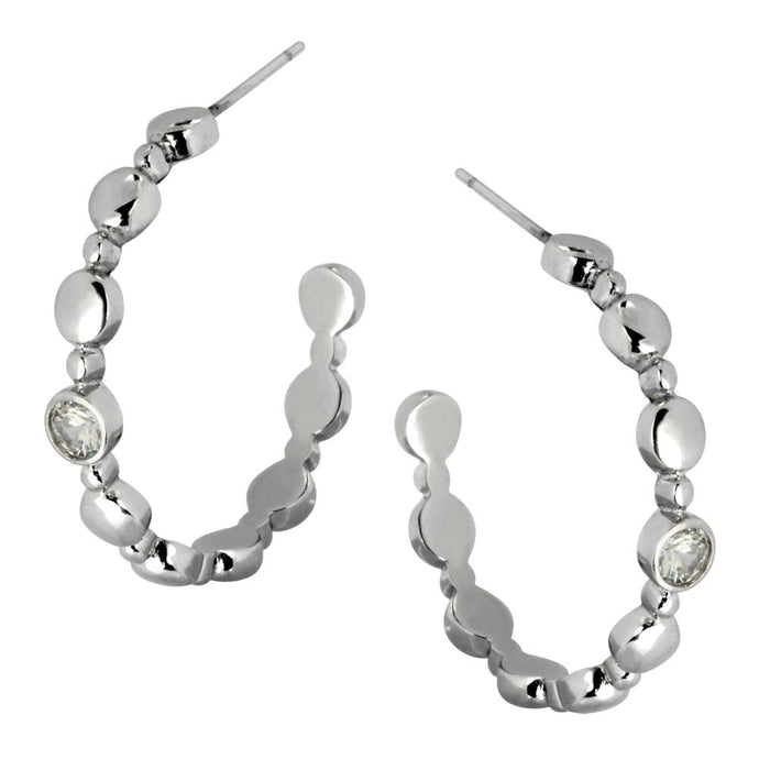 ESS673 STAINLESS STEEL EARRING