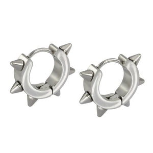 MESS13 STAINLESS STEEL EARRING