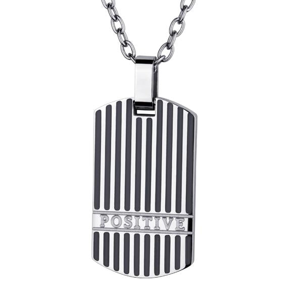 PSS599 STAINLESS STEEL PENDANT