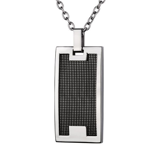 PSSM01 STAINLESS STEEL PENDANT