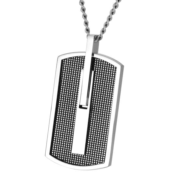 PSSM08 STAINLESS STEEL PENDANT