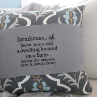 Farmhouse..ish Embroidery Design - Sew What Embroidery Designs