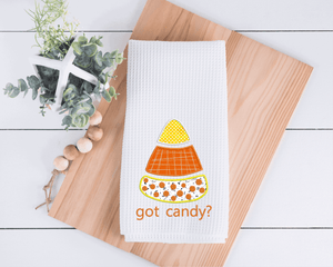 Got Candy? Candy Corn Applique Embroidery Design - Sew What Embroidery Designs