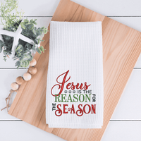Jesus Is The Reason For the Season Embroidery Design - Sew What Embroidery Designs
