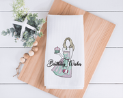 Birthday Wishes Sketch Embroidery Design