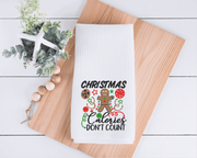 Christmas Calories Don't Count Embroidery Design - Sew What Embroidery Designs