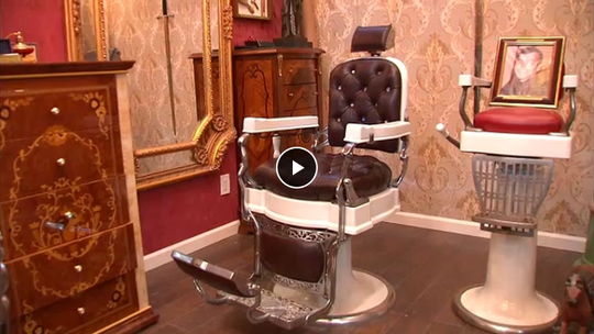A cut above the rest: Barbershop Museum opens on Upper West Side - ABC7