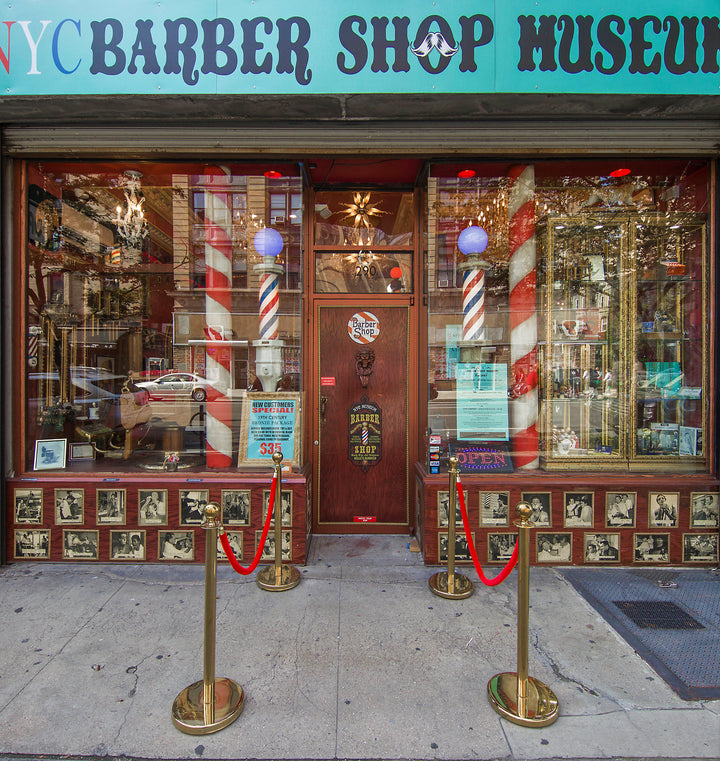 Fundraiser for the NYC Barber Shop Museum