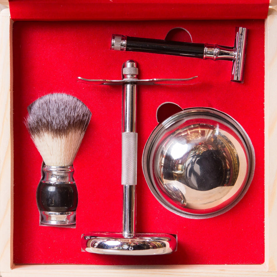 Classic Shaving Set by REAMIR