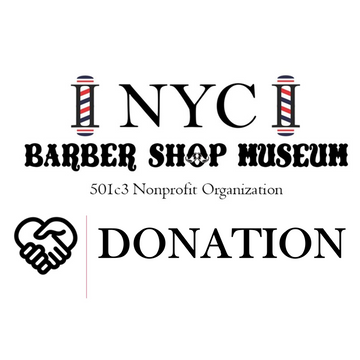 NYC Barber Shop Museum Donation Nonprofit Organization by Arthur Rubinoff