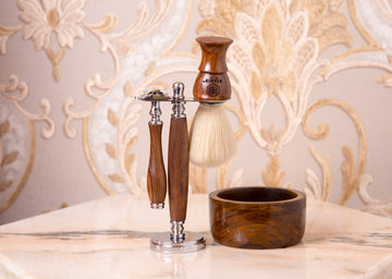 Old School Shaving Set by REAMIR