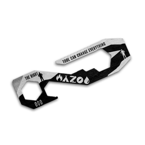 Wazoo Griffin Pocket Tool Mini Collaboration White Background