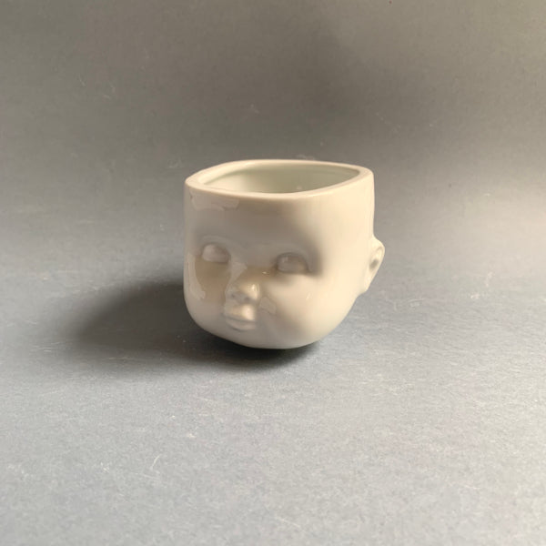 Doll Head Vessel - Sample