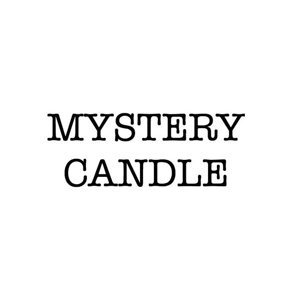 MYSTERY CANDLE - Lot 1