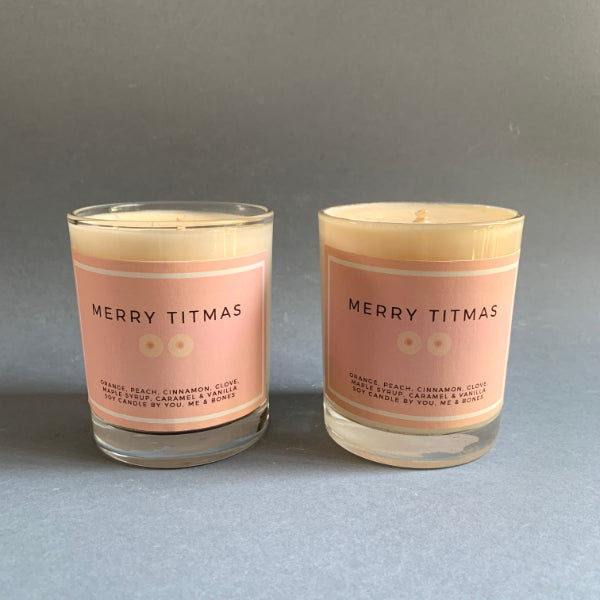 Super Discounted Christmas Candles