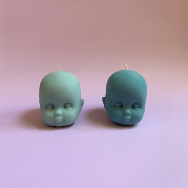 Doll Head - Small