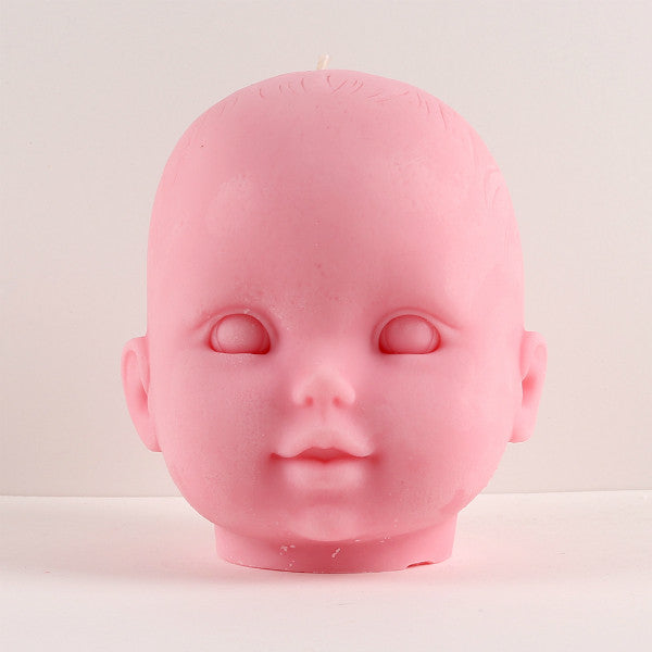 Big Boy Doll Head