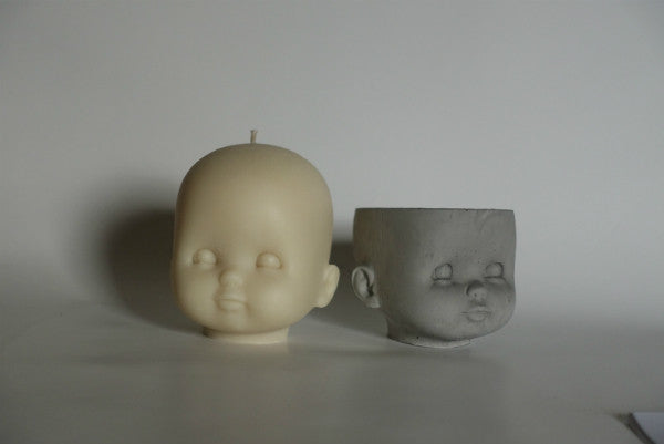 Doll Head Vessel