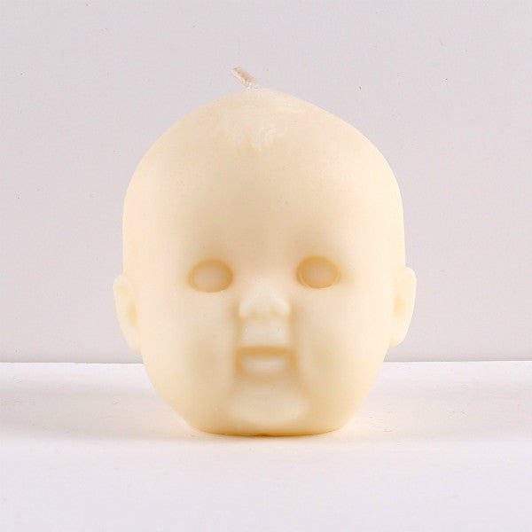 Little Noah Doll Head