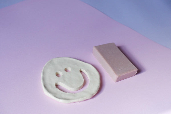 Sad / Happy Face Soap Dish