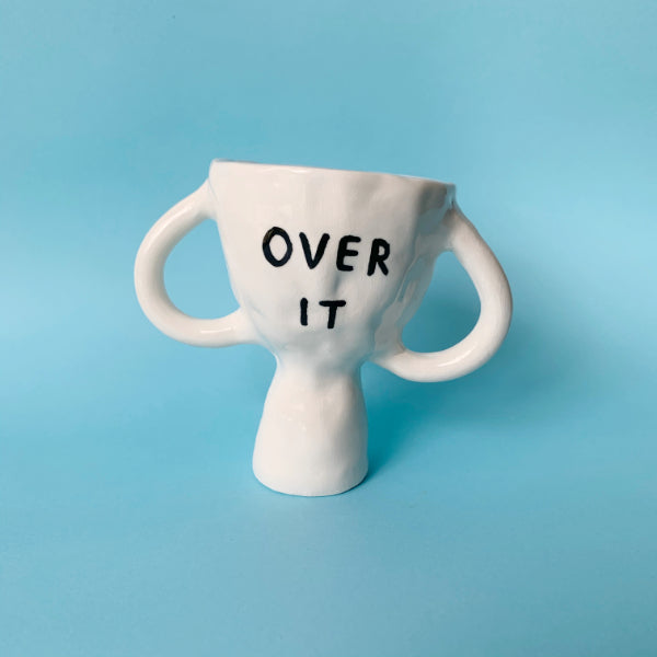 Over It Trophy