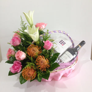 Wine Hamper - 001
