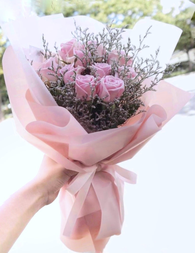 Promo! 🌸Weekly Sales🌸 Roses bouquet, !Free Delivery!