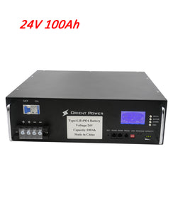 24V BMS-100A continuous discharging, and 500A peak discharging current(Shipping including)