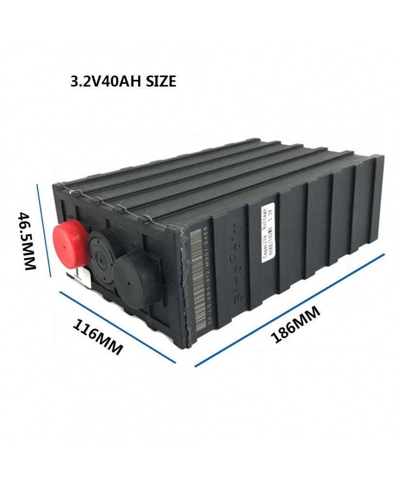 3.2V 40AH LiFePO4 Battery