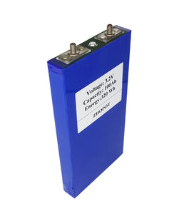 100AH LITHIUM ION BATTERY FOR SOLAR AND CAMPING VAN