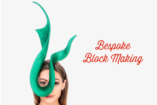 da9f3da3f9d Bespoke Block Making Deluxe Course – How To Make Hats Millinery Classes